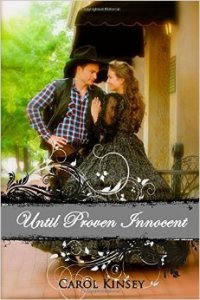 Until Proven Innocent book cover amazon