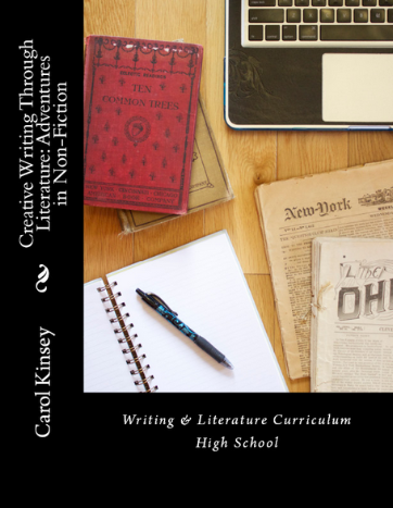 creative writing curriculum for high school A letter from mitch cox, duke young writers' camp our program has to offer middle school- and high her school's creative writing club and.